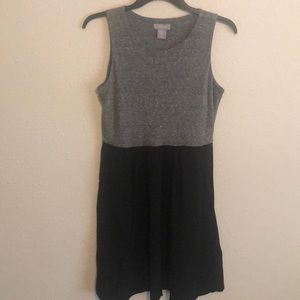 Two toned casual dress